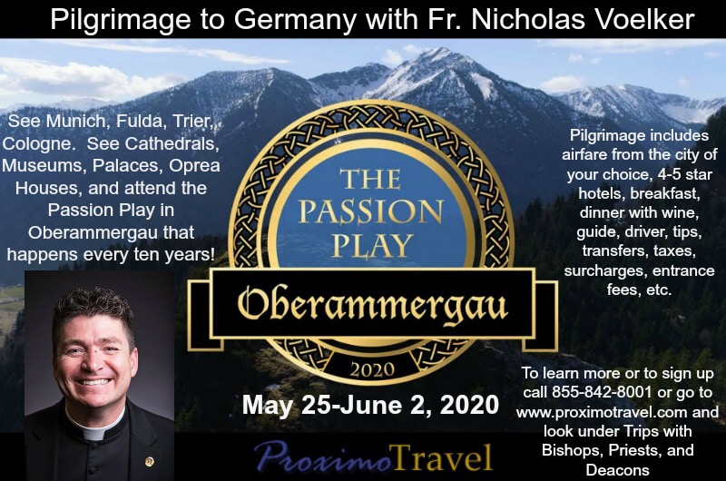 Sign up by May 1st for Germany Trip
